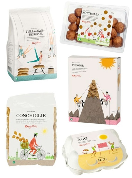 ICA packaging