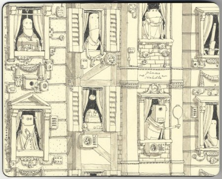 mattias adolfsson sketches 3