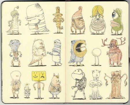mattias adolfsson sketches 6