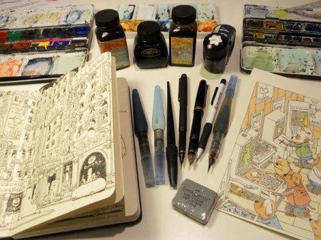 mattias adolfsson sketches