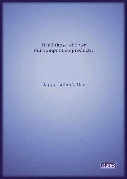 durex father's day